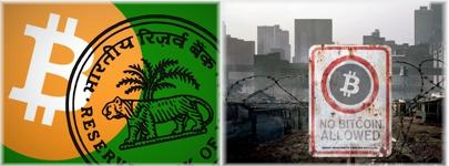 India aiuta i Bitcoin
